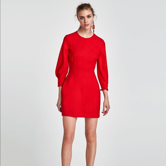 Red Mini Dresses